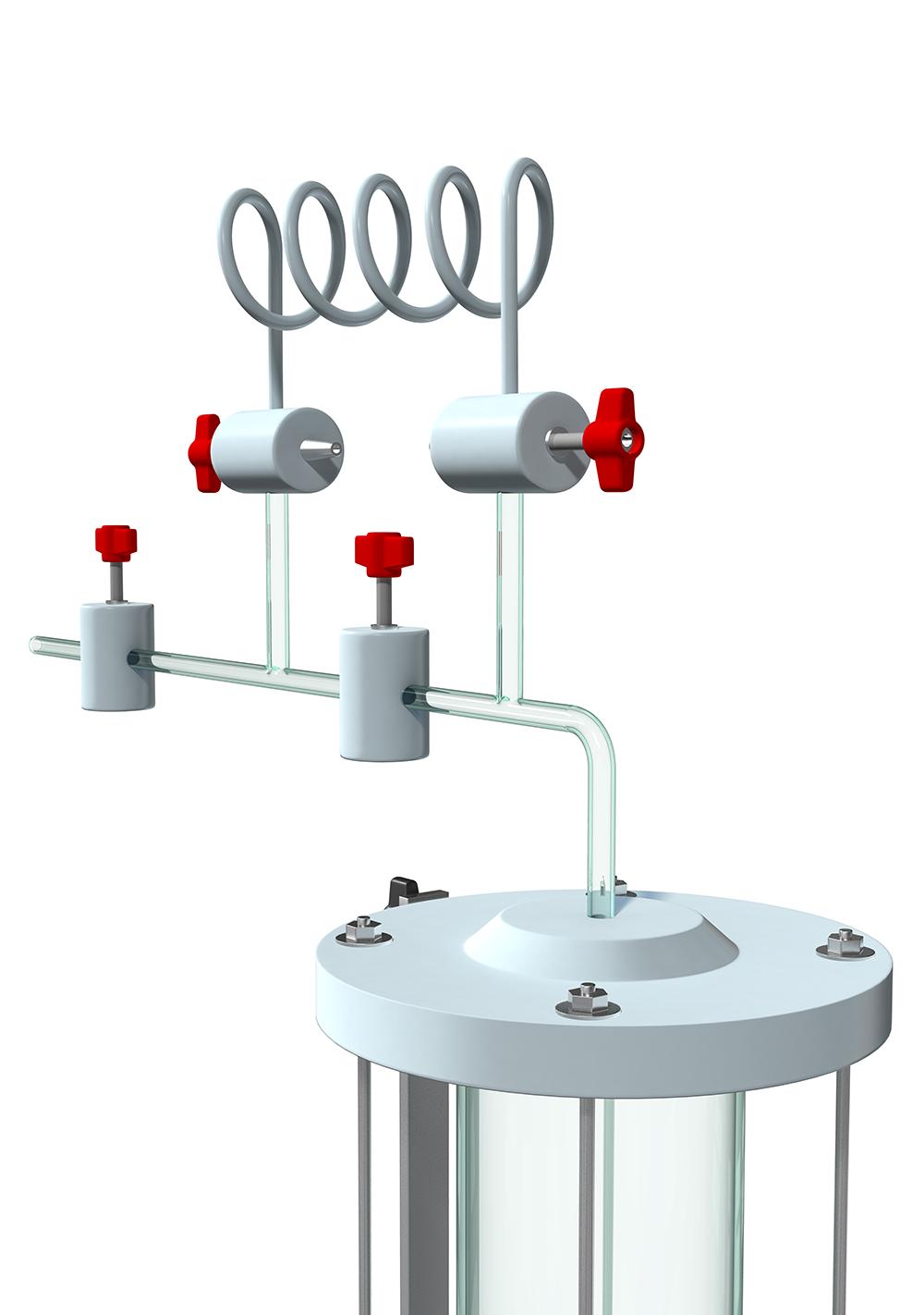 colonna per cromatografia