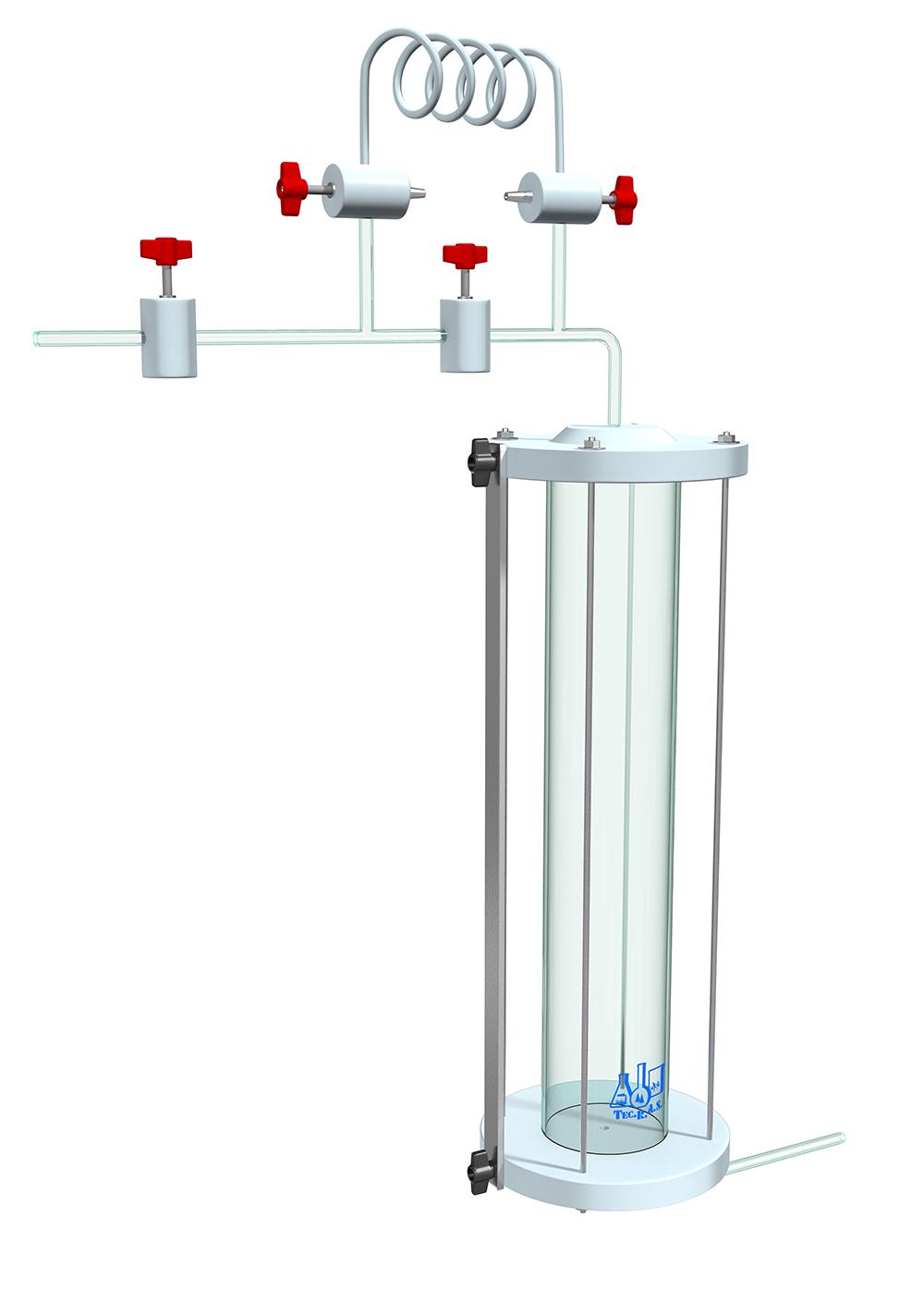 colonna per cromatografia 2