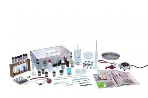 esperimenti di chimica la mole 30.003