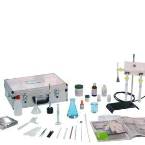 esperimenti di chimica gli inquinqnti dell'aria 30.016