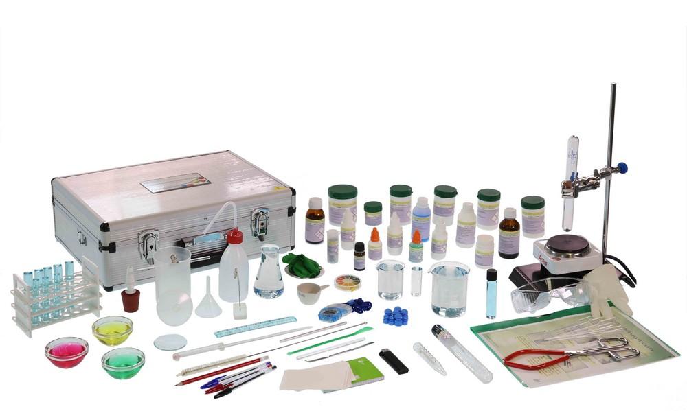 Kit 30002 le trasformazioni chimico fisiche