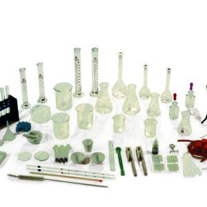 esperimenti di chimica COLLEZIONE DI CHIMICA A0030