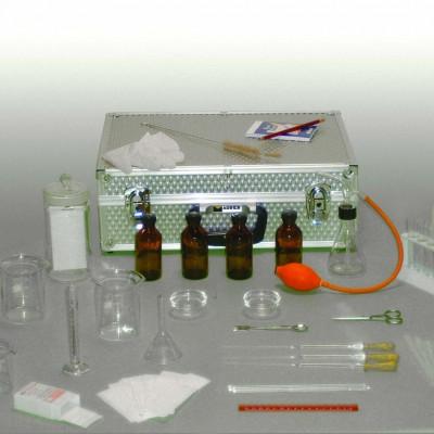 esperimenti di chimica SET PER CROMATOGRAFIA SU STRATO SOTTILEA0008