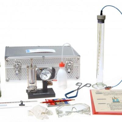 esperimenti di fisica legge dei gas 30.011