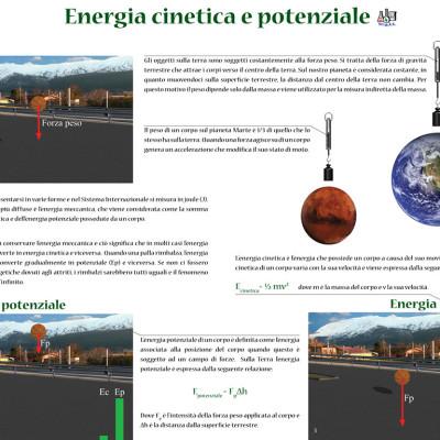 ENERGIA CINETICA E POTENZIALE tecras
